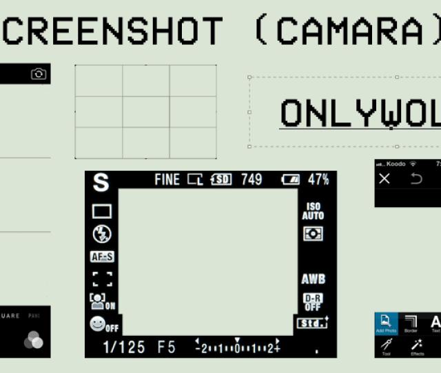 Screenshot Camara Pack 19 By Onlywolfs