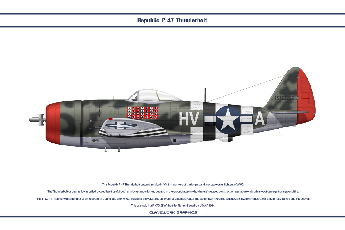 Republic P 47 Thunderbolt By Darkwizard83 Deviantart Wonderful Gallery