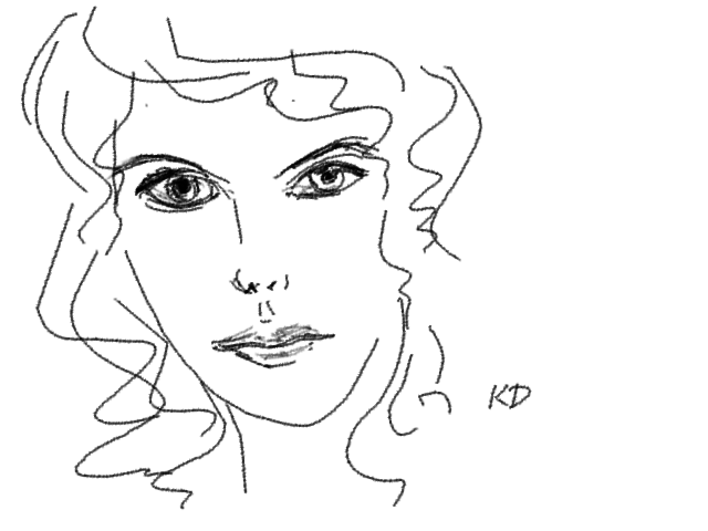 Pencil Tool in GIMP by kwikdraw on DeviantArt