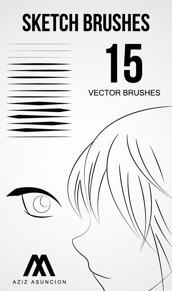 Sketch Brushes by A-GraphicDesigner on DeviantArt