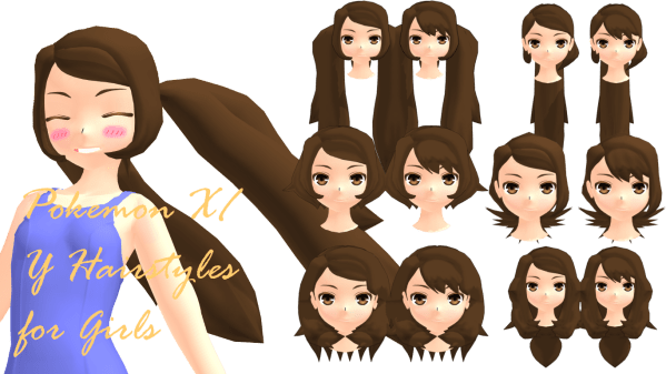 30 Pokemon Y Hairstyles Guide Hairstyles Ideas Walk The Falls