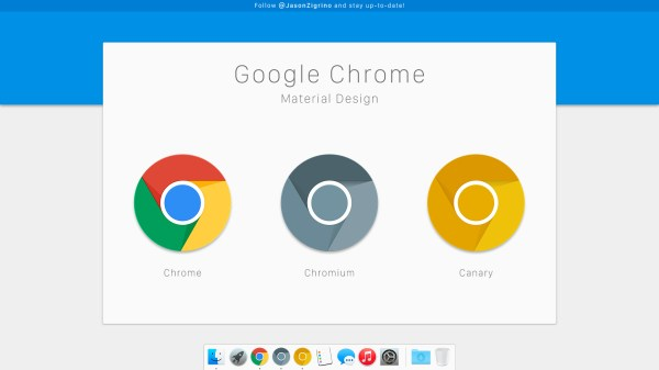 Google Chrome Material Design Jasonzigrino Deviantart