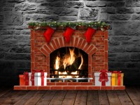 Fancy Animated Christmas Fireplace Images - Christmas ...