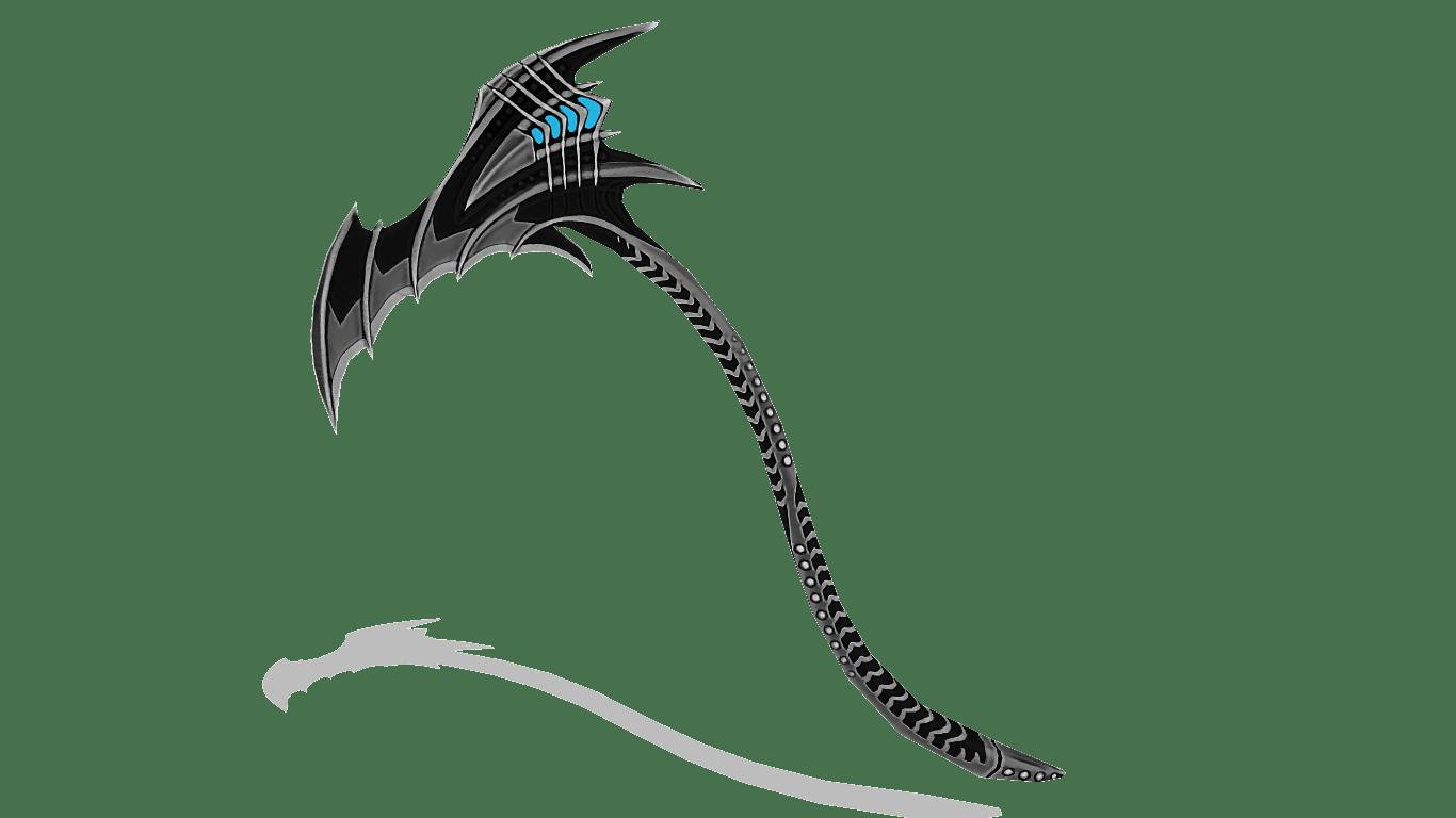 Thanatos Scythe Smite By Ninjapirate On Deviantart