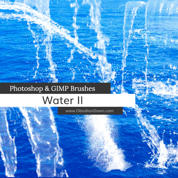 Free Wallpaper Pictures Of Fall Water Ii Photoshop And Gimp Brushes By Redheadstock On