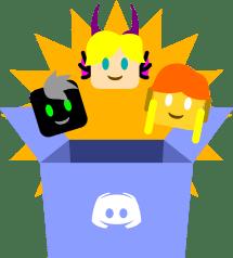 Dragon Discord Emotes - Exploring Mars