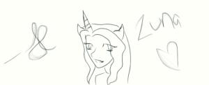 zelda simple deviantart drawing sketch
