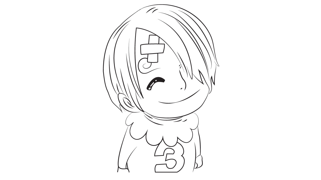 Baby Sanji One Piece 852 by Fla29 on DeviantArt