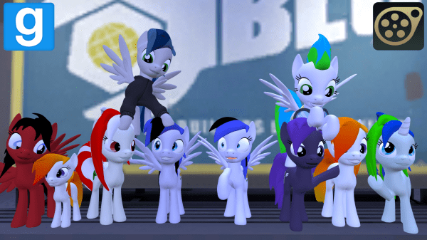 Gmod Mlp Oc - Year of Clean Water