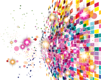 Abstract Color Vector Background by imayker on DeviantArt
