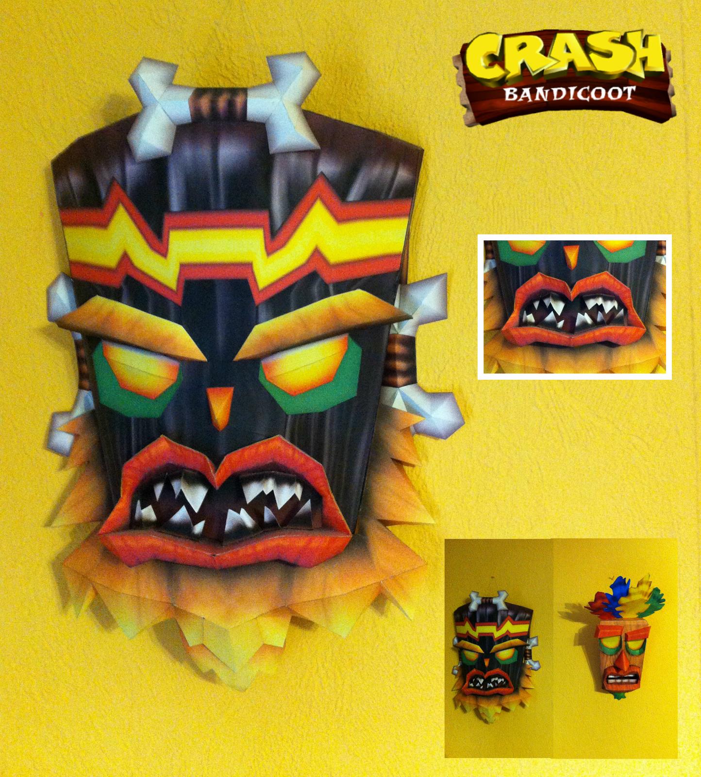 Twinsanity Crash Bandicoot Wallpaper