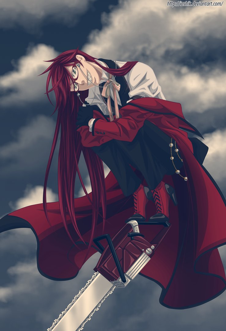 Sad Angry Girl Wallpaper Remember Sunday Grell Sutcliff X Reader By