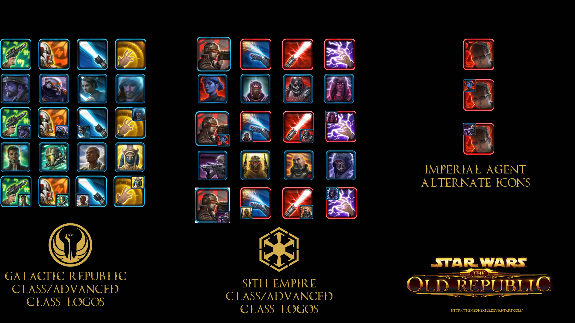 Knights Of The Old Republic Wallpaper