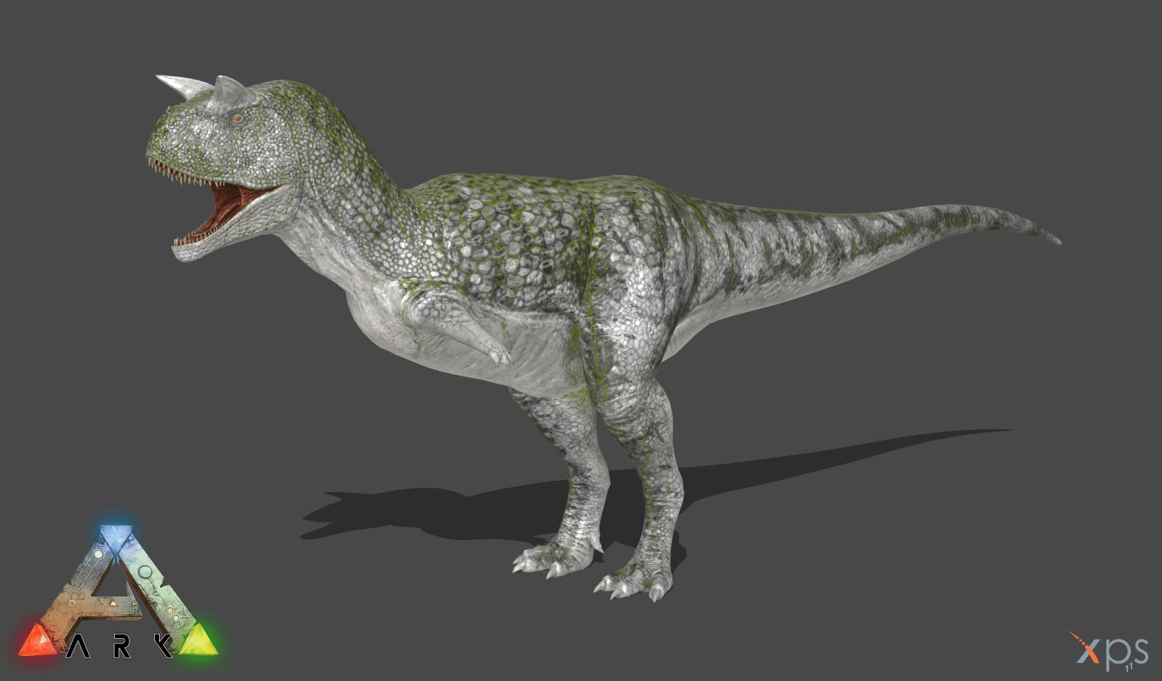 [arkse] Carnotaurus By Phelcer On Deviantart