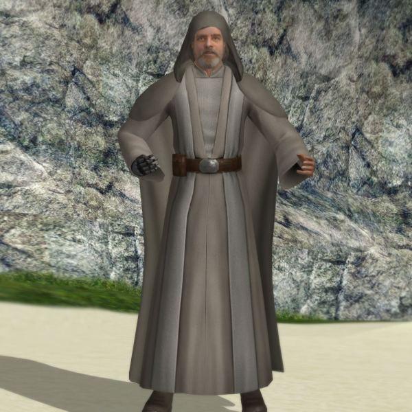 Star Wars Xnalara-customized - Deviantart
