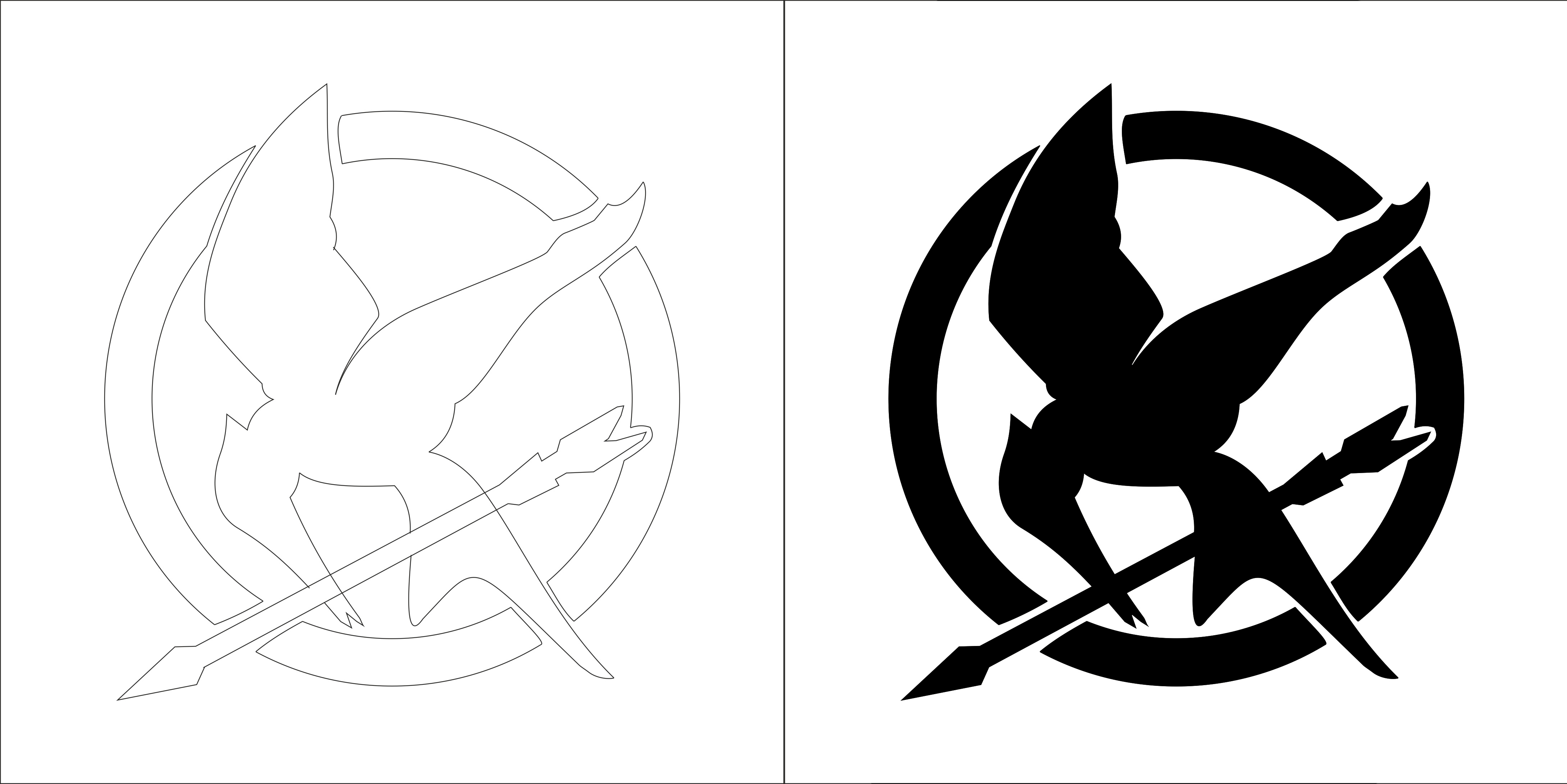 The Hunger Games by Silver2012 on DeviantArt