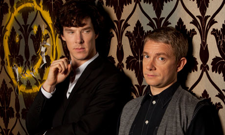 Image result for sherlock john