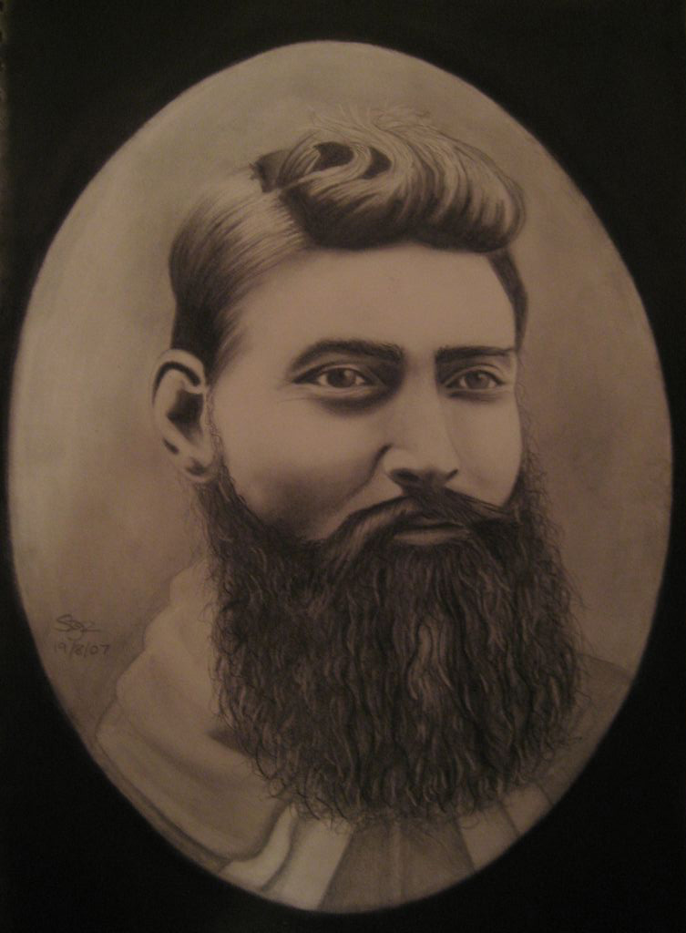 Another Time Comp Ned Kelly By Olive87 On DeviantArt