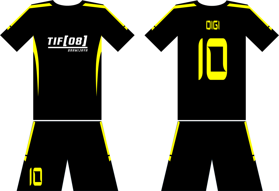 Download FREE 2D Soccer/Football Jersey Mock Up w/ Font by TKSBLH ...