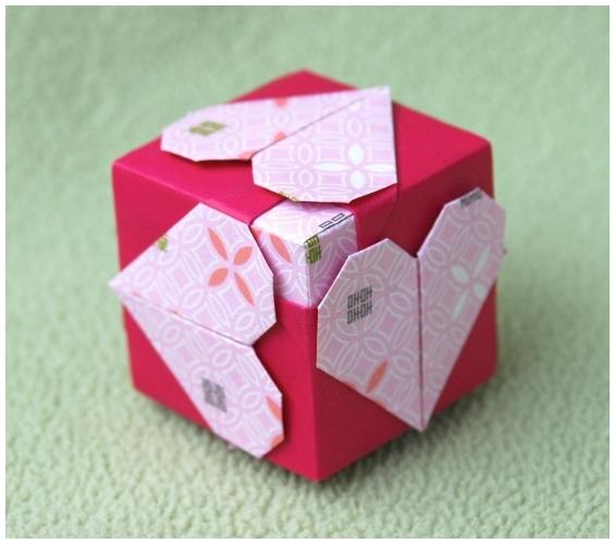 Utterly Origami Star Petal Flower Diagram