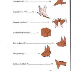 Origami Paper Crane Diagram 1993 Club Car Wiring In Action - Robert J.lang