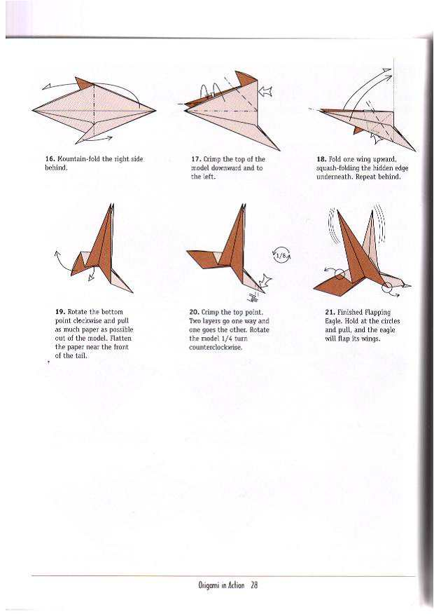 diagram parts of a horse how to wire ballast resistor origami in action - robert j.lang