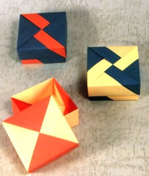 Origami boxes  Tomoko Fuse (Book)