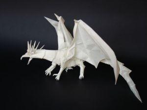 Antique Dragon (Satoshi Kamiya)