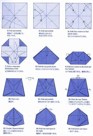 Tarantula by Robert Lang  OrigamiArtUs