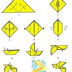 Origami Dove Diagram 3 Phase Motor Starter Wiring Pdf (single Chart)