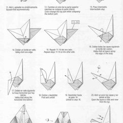 Origami Hummingbird Diagram Instructions How To Design A Circuit Swan By Roman Diaz