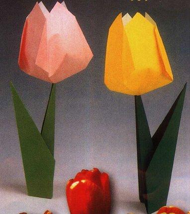 money origami diagram krone block wiring classic tulip