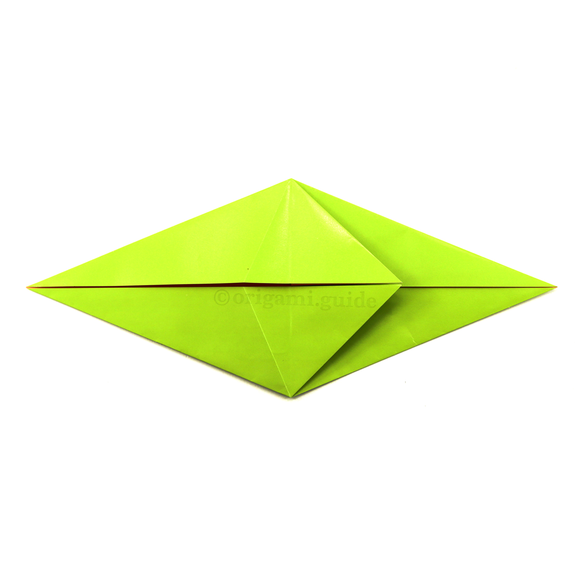 how to make an origami fish base origami guide rh origami guide Bear Origami Guide Origami Swan Guide