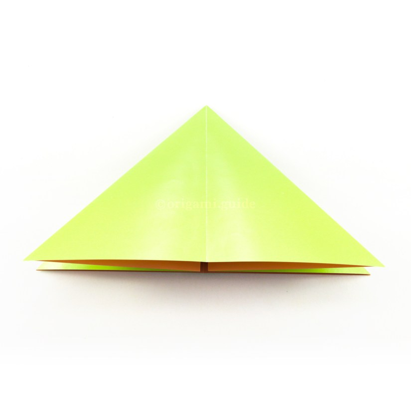 How To Fold An Origami Water Bomb Base