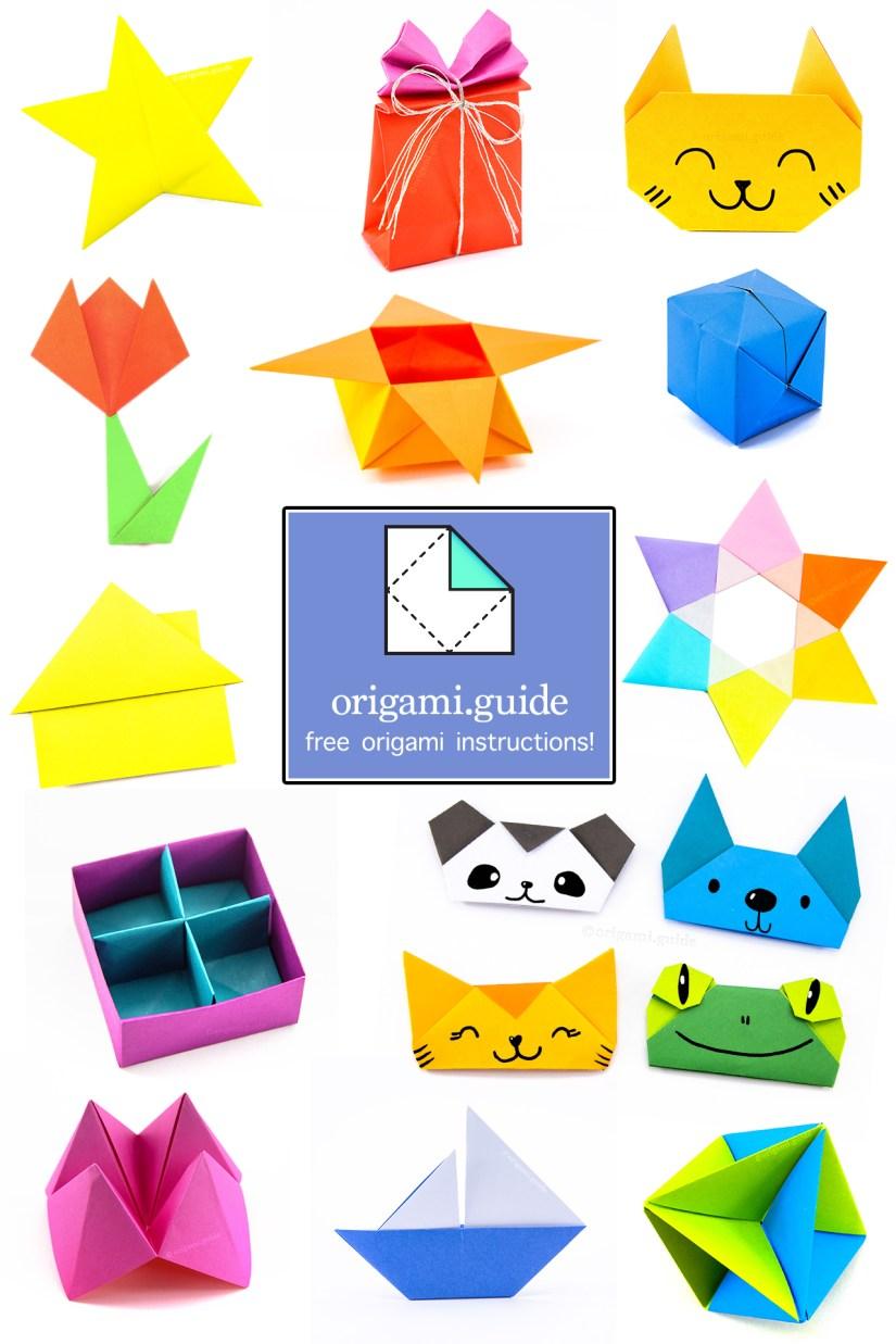 Origami Guide - Via @origamiguide