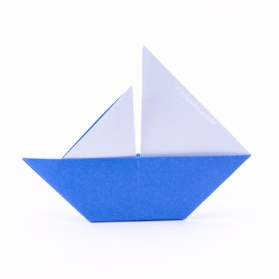 How To Make Origami Boats Origami Guide