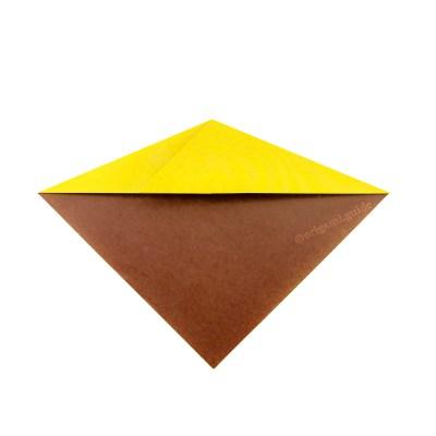 How to make an Inside Reverse Fold