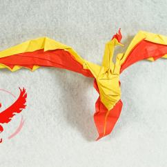 Origami Pokemon Diagram Whole House Audio System Wiring What To Fold This Weekend Original Generation Edition
