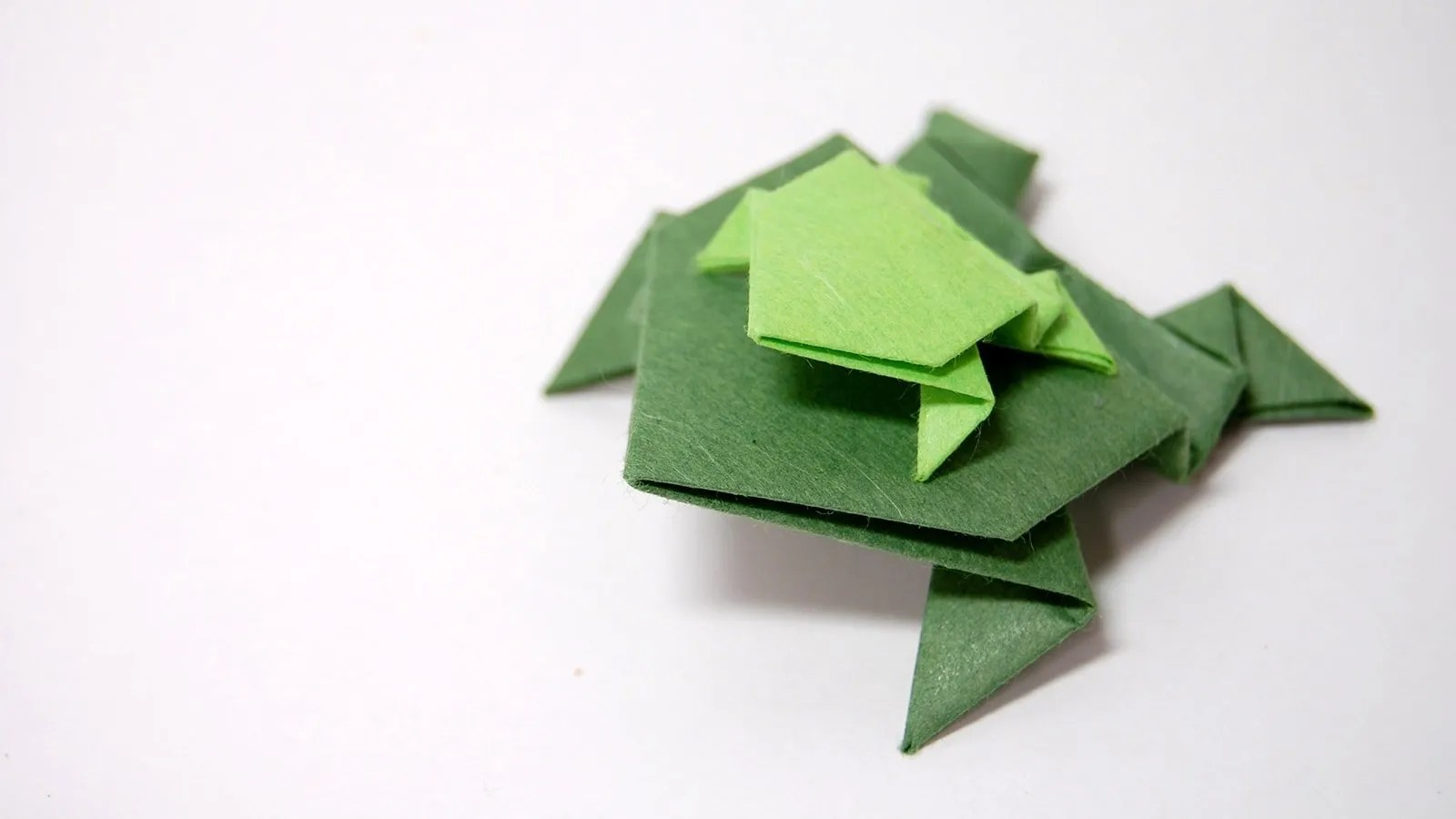 origami jumping frog diagram 2004 sv650 wiring how to fold an easy traditional