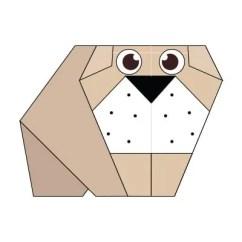Christmas Origami Diagram 2008 Tao 110 Atv Wiring Free Instructions Diagrams Learn How To Make Bulldog