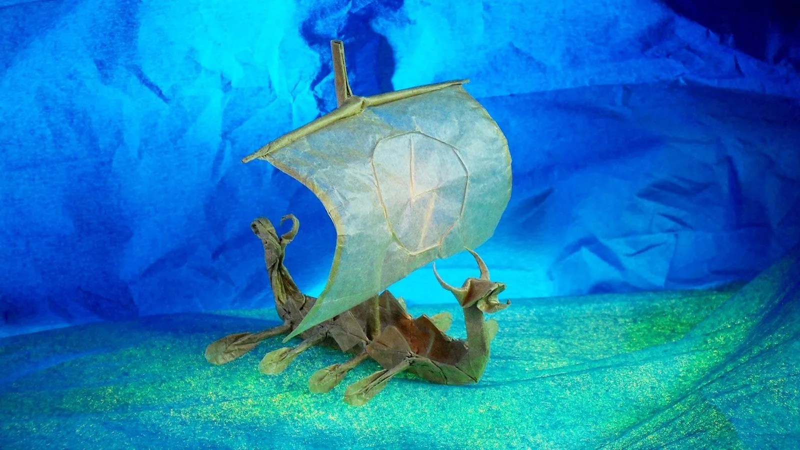 Fantastic Viking And Norse Themed Origami For Leif Erikson Day