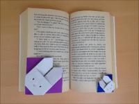 折り紙 うさぎ しおり 簡単な折り方