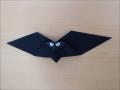 折り紙 コウモリ 簡単な折り方