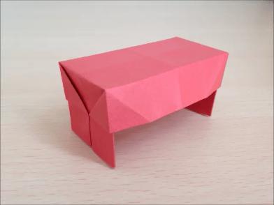 ハート 折り紙 折り紙くま折り方簡単 : origami1.net