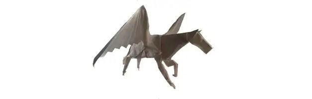 Satoshi Kamiya's Pegasus
