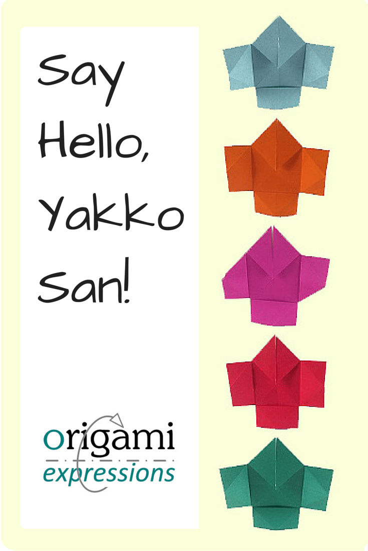 A review of the traditional origami Yakko San model. Includes instructions for folding. Simple, quick, and a great one for kids!