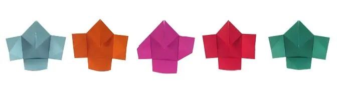 say hello yakko san origami expressions