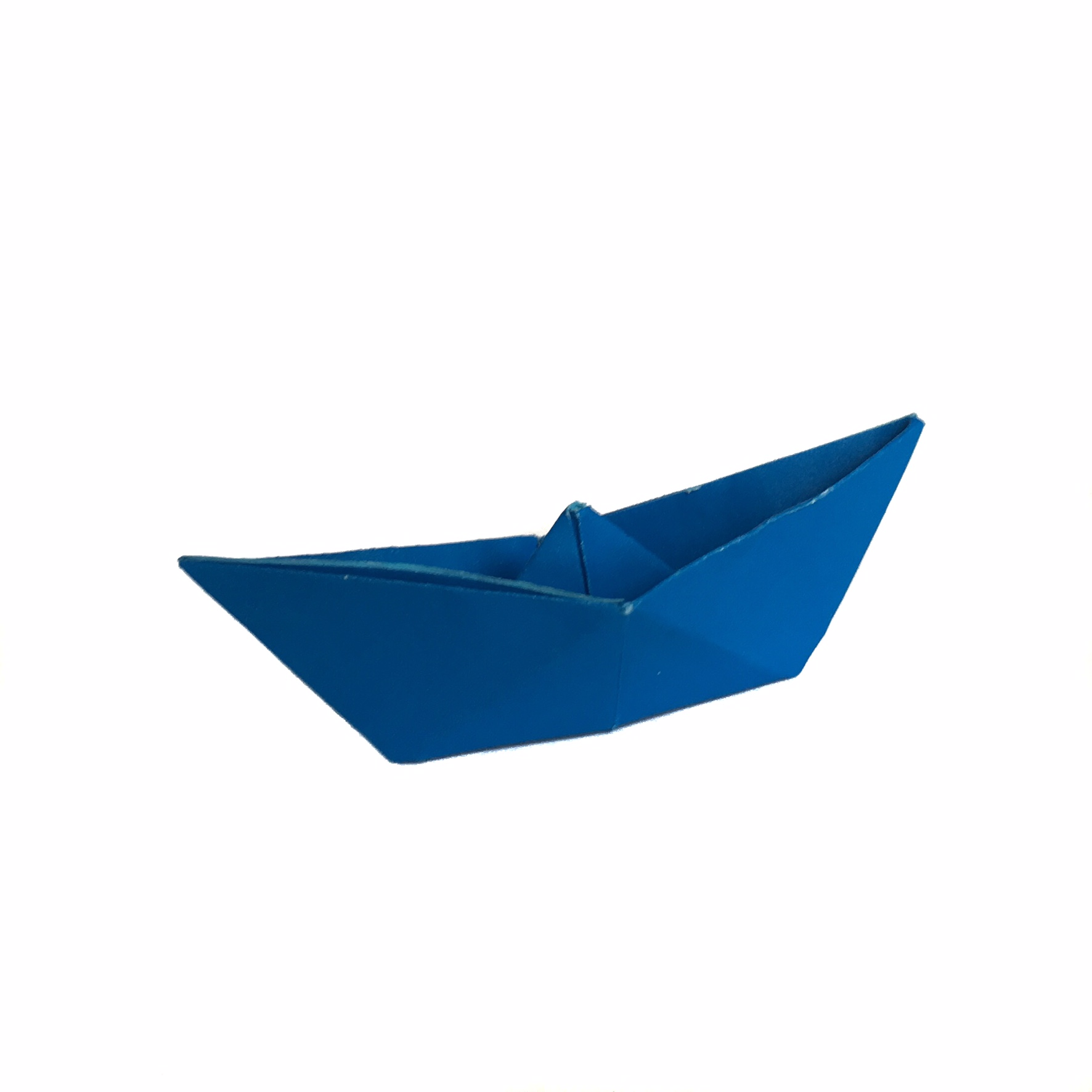 Traditional Origami Boat With Instructions Origami Expressions