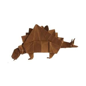 John Montroll's Stegosaurus