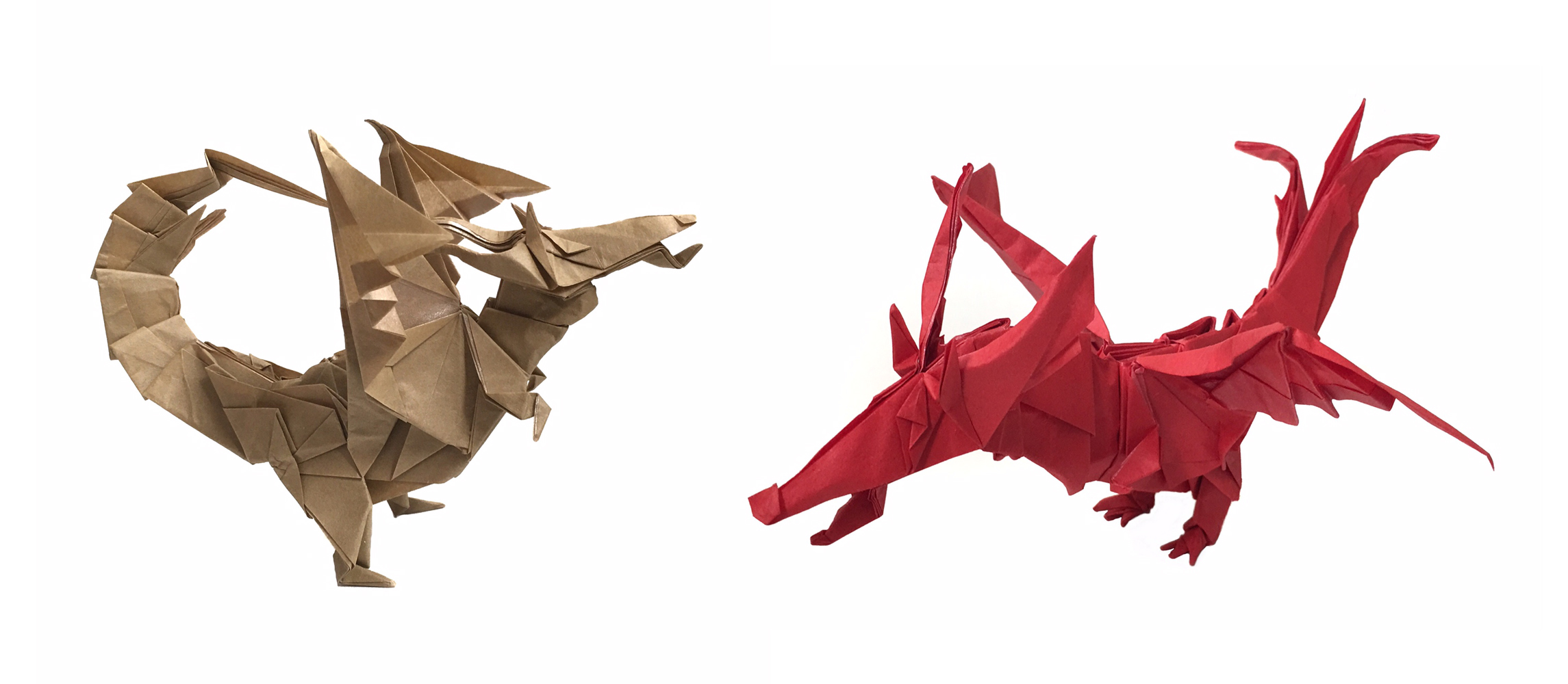 Choose Your Origami Dragon Origami Expressions